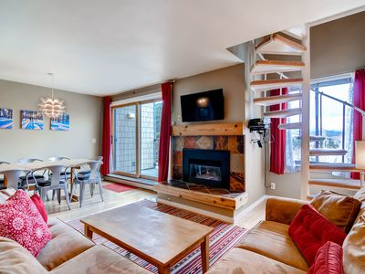 Photo for Renovated, spacious, beautiful! Stay here & kids ski free!