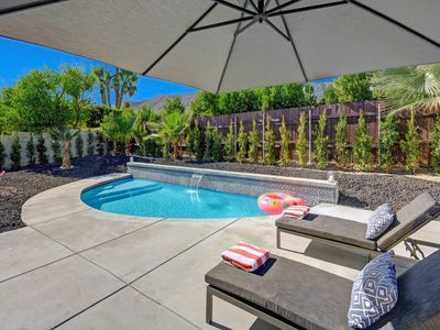 Photo for 3BR w/ Backyard Oasis, Private Pool & Fire Pit - Walk to Design District