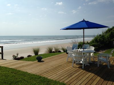 Photo for WOW.  Fabulous Serene  Ocean Front Living..Peaceful and Serene. Dog friendly
