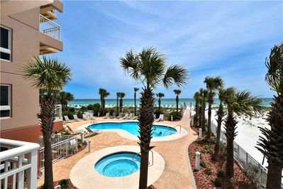 1 Destin Towers 23 - Balcony View