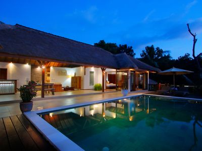 Photo for AUGUST EXCEPTIONAL PROMOTION, villa nested on Lovina's hills- Ocean view