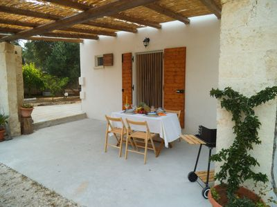 Photo for RESIDENCE ULIVETO IN SALENTO, IN THE COUNTRYSIDE A FEW KM FROM THE SEA