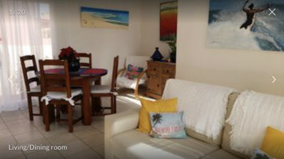 Photo for Luxury Bungalow with Sea and Golf Course Views.
