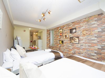 Photo for 5 min by walk from subway station + WiFi