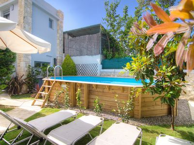 Photo for Two Independent Buildings with Full Privacy and Pool, Ideal for Two Families!