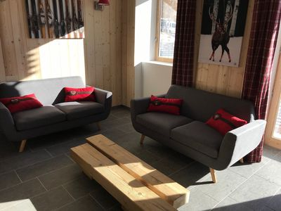 Photo for Apartment in Valloire for 10 people