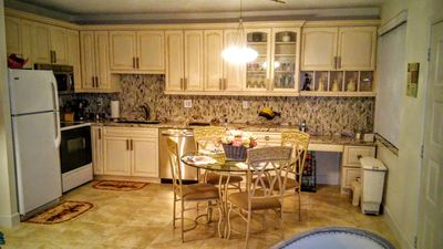 Photo for 2 BR Lake Front View - Near Ocean Jan thru  March only