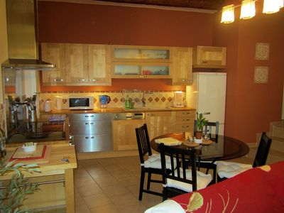 Photo for 2BR House Vacation Rental in Sablet, Provence-Alpes-Côte-D'Azur