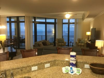 Beach Front Unit With Lazy River and Much More!