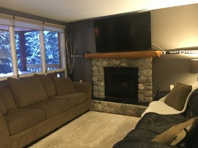 Photo for Cozy One Bedroom, One Bathroom With King Size Bed And Hide-A-bed