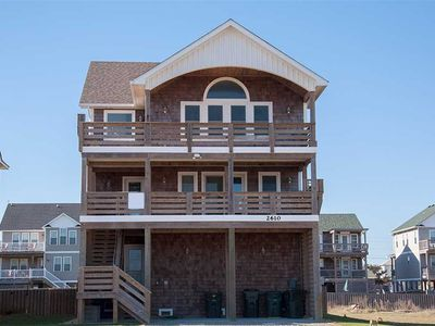 Photo for Phelps Brothers Too: 5 BR / 5 BA house in Nags Head, Sleeps 10