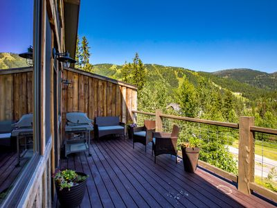 Photo for NEW LISTING! Stunning new build Ski-in Ski-out w/ Home Again Access! Sleeps 15!