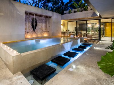 Photo for 1ST ALL INCLUSIVE VILLA IN TULUM WITH SPA-MARACUYA