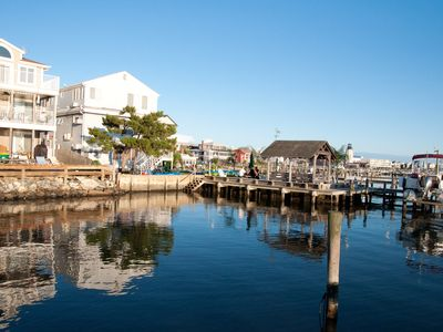 Photo for Middle of Dewey ,On the Bay, Close to the Beach , Boat Slip and Parking