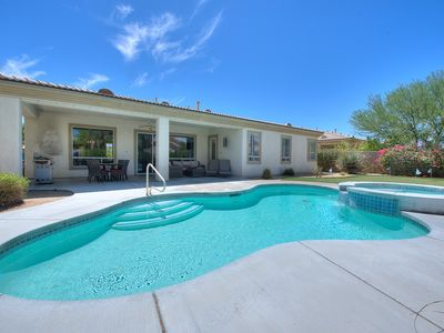 Photo for An Elegant Palm Desert Home, Great Nightly Rate!