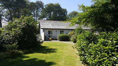 Photo for Penhale; a beautiful boutique cottage in North Cornwall, with huge grounds
