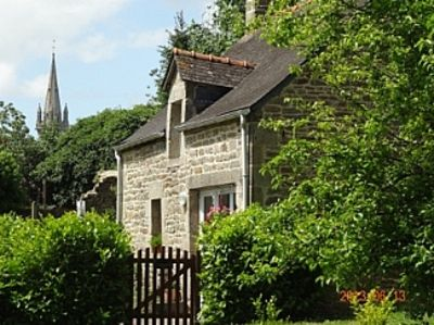 Photo for Detached renovated rural 1 bed cottage. 20% off Brittany Ferries. Book online