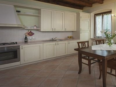 Photo for nice apartment in a rural setting in the heart of the Parco del Mincio