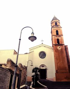 Photo for Cagliari city center, Marina district, the tourist heart of the city.