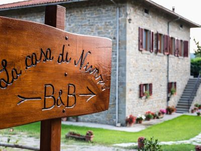 Photo for Cozy and quiet countryside B & B near Cortona