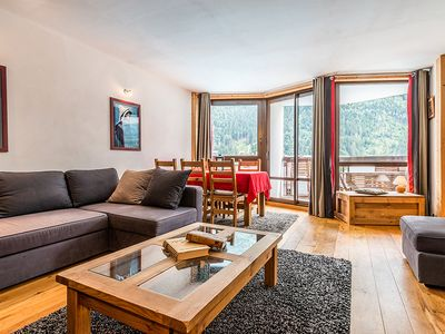 Photo for Beausite 1 - High standard and spacious with Mont Blanc view