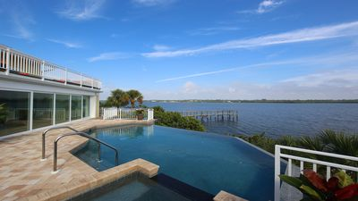 Photo for Stunning Manasota Key Waterfront Pool/Spa Home - Kayaks/Paddleboards - Amazing!