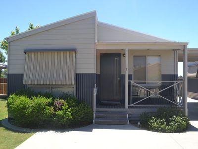 Photo for 2BR Cabin Vacation Rental in Mulwala, NSW