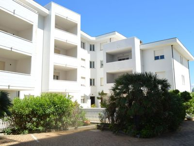 Photo for 2 bedroom Apartment, sleeps 5 in Marina di Vasto with Pool, Air Con and WiFi