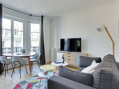 Photo for A Stunning 1-BDR in Saint Michel / Notre Dame