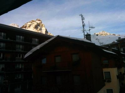 Photo for Home in the center of Cervinia