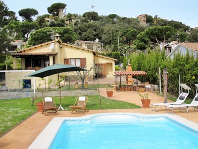Photo for Les Cabanyes Holiday Home, Sleeps 6 with Pool and Free WiFi