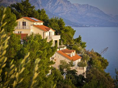 Photo for Enjoy Your Front Row Villa On The Adriatic Sea