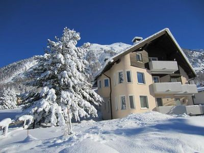Holiday apartment Pontresina for 2 - 3 persons with 1 bedroom - Holiday apartment