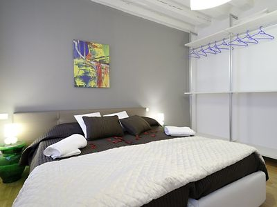 Photo for Apartment near the Rialto Bridge with washing machine and equipped with all comfort