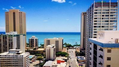 Photo for Gorgeous Heart of Waikiki Penthouse W/ amazing view