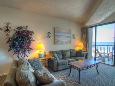 Photo for Spacious Floor Plan! Beautiful Ocean View!