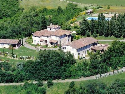 Photo for Holiday resort Borgo della Meliana, Gambassi Terme  in Um Siena - 6 persons, 2 bedrooms