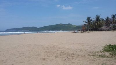 Photo for Small Rustic Bungalow at Zihuatanejo Mexico