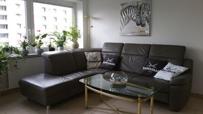 Photo for Modern 2 room apartment in Bremen City convenient!New at the introductory price!