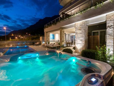 Photo for Apartment in Ultra Luxury Villa EnJoy XI