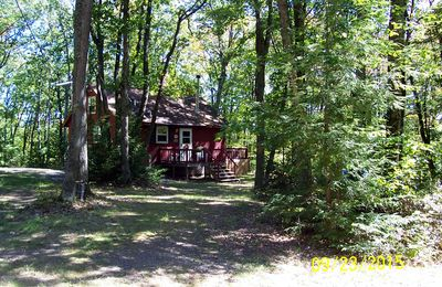Photo for Updated Cabin At Tioga State Forest. Pet Friendly, Horses Welcome, Great Trails!