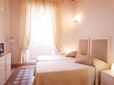 Photo for Giovanni Deluxe, newly renovated with modern facilities, restored frescoed ceilings, near Colosseo