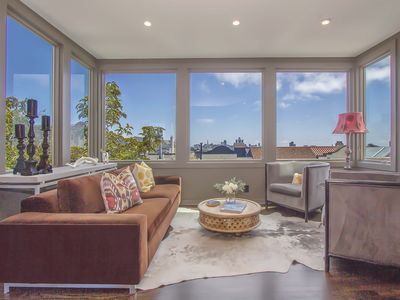Photo for Presidio Heights Chic| 1910 Edwardian| San Francisco Views & Roof Deck