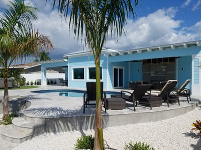 Photo for NEW High End Keys Style - Private Resort - Huge Dock, Pool, Spa, Fire Pit + More