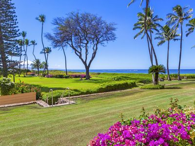 Photo for Menehune 125 Beautiful Ocean Views in Highly Upgraded Condo Home