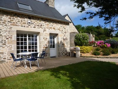 Photo for Small character cottage in the Monts d'Arrée