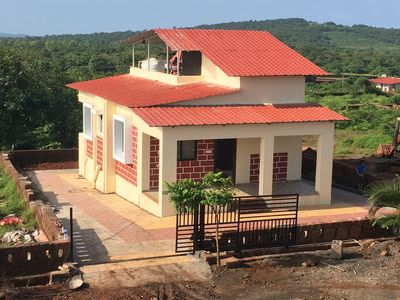 Photo for 1BR Bungalow Vacation Rental in Dapoli, MH