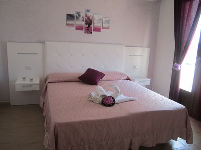 Photo for AMETHYT ROOM OF THE B & B TREASURES OF SALENTO