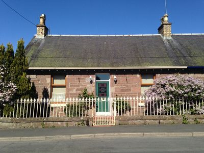 Photo for Perthshire, perfect touring base, pet friendly,walking, golf, skiing, outdoors