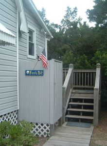 Photo for Fool's Bet Cottage of Ocracoke Island!